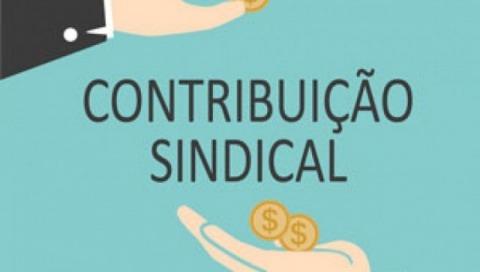 IMPOSTO SINDICAL - DECISÃO DO STF